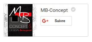 MB Concept sur Google plus