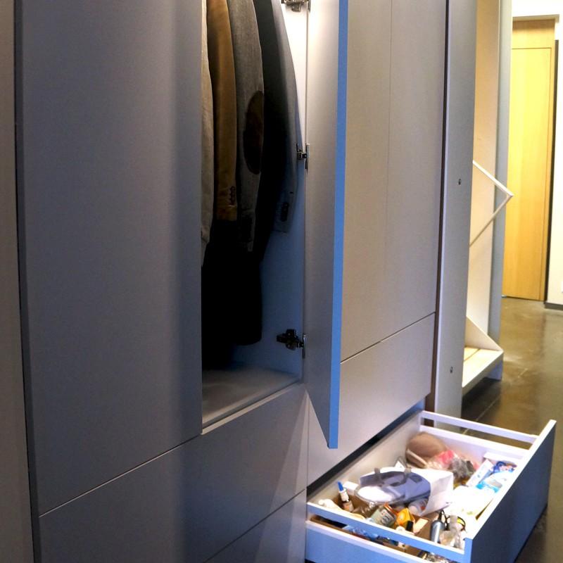 Placards et dressing sur-mesure MB-Concept