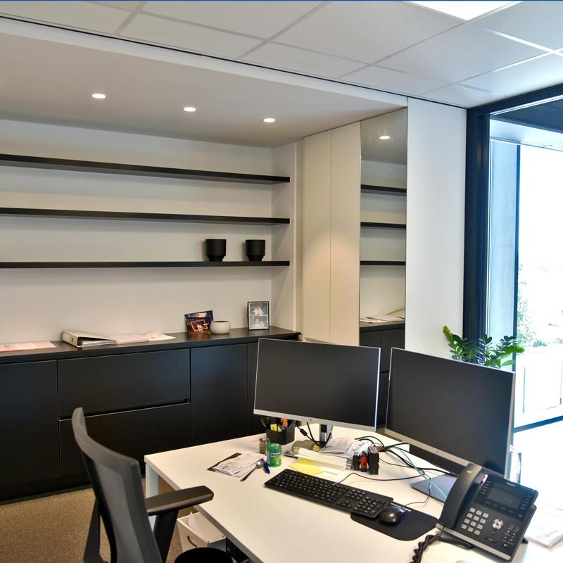 Aménagement de bureaux pour entreprise